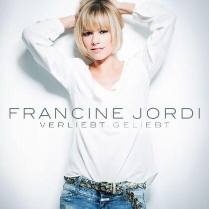 Francine Jordi - Verliebt Geliebt - 14 Tracks