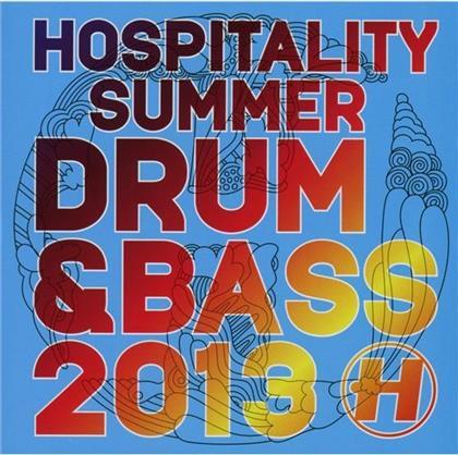 Hospitality - Various - Summer Drum & Bass 2013