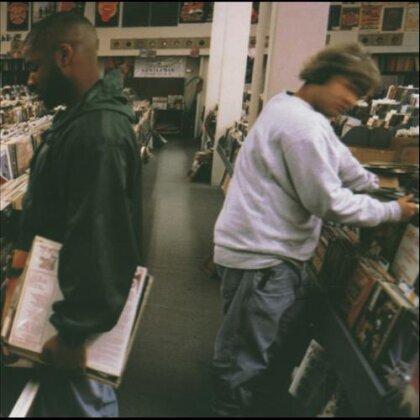 DJ Shadow - Endtroducing (LP)