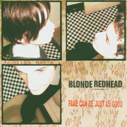 Blonde Redhead - Fake Can Be Just As Good (LP)