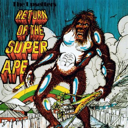 Lee Scratch Perry - Return Of The Super Ape - VP Records (LP)