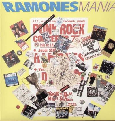 Ramones - Ramones Mania (Limited Edition, 2 LPs)
