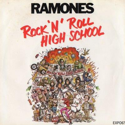 Ramones - Rock N Roll High School (LP)