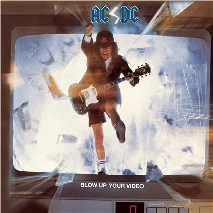 AC/DC - Blow Up Your Video (Remastered, LP)