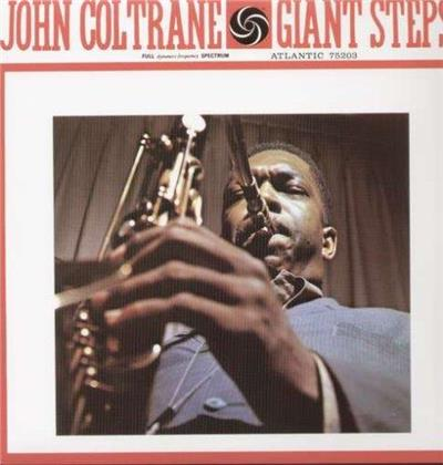 John Coltrane - Giant Steps - Rhino (LP)