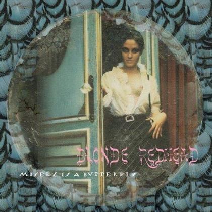 Blonde Redhead - Misery Is A Butterfly (LP)