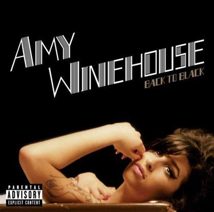 Amy Winehouse - Back To Black - US Cover (LP)