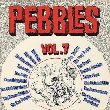 Various - Pebbles 7 (LP)