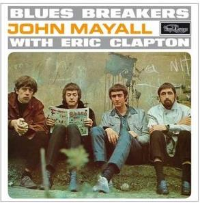 John Mayall & Eric Clapton - Blues Breakers With Eric Clapton (LP)