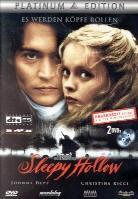 Sleepy Hollow (1999) (Platinum Edition, 2 DVDs)