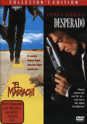 El Mariachi / Desperado (Collector's Edition, 2 DVD)