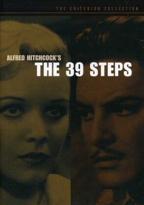 The 39 steps (1935) (Criterion Collection)
