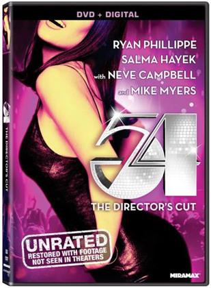 54 (1998) (Director's Cut, Unrated)