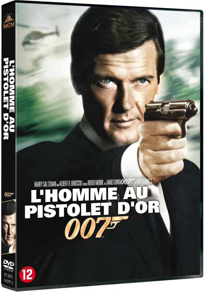 James Bond: L'homme au pistolet d'or (1974)