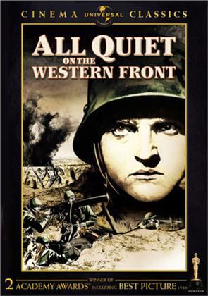 All Quiet on the Western Front (1930) (Versione Rimasterizzata)