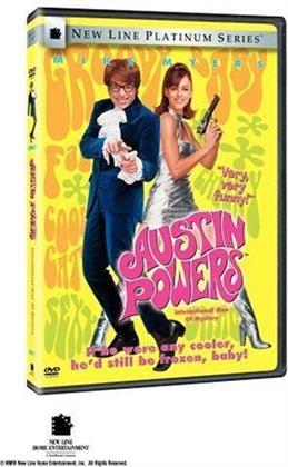 Austin Powers 1 - International Man of Mystery (1997)