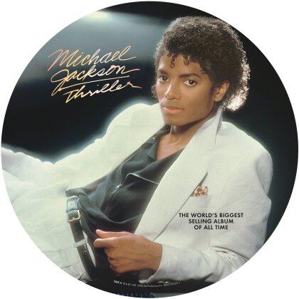 Michael Jackson - Thriller - Picture Disc (LP)