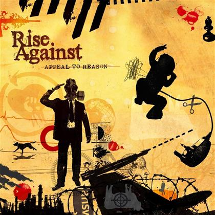 Rise Against - Appeal To Reason (Limited Edition, LP + Digital Copy)