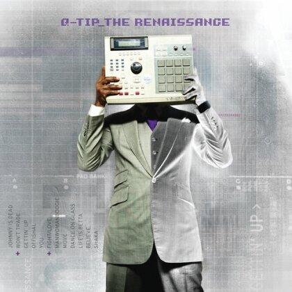 Q-Tip (A Tribe Called Quest) - Renaissance (LP)