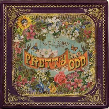 Panic At The Disco - Pretty Odd - 2017 Reissue (LP)