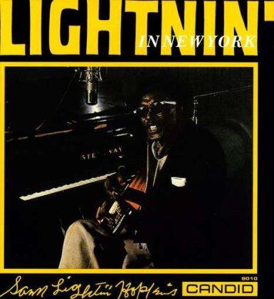 Lightnin' Hopkins - Lightnin In New York (LP)