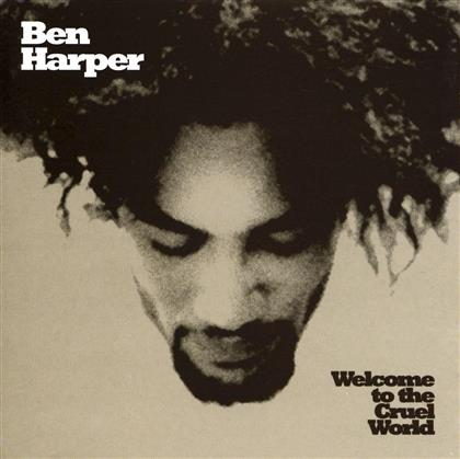 Ben Harper - Welcome To The Cruel World - + 7 Inch (2 LPs)