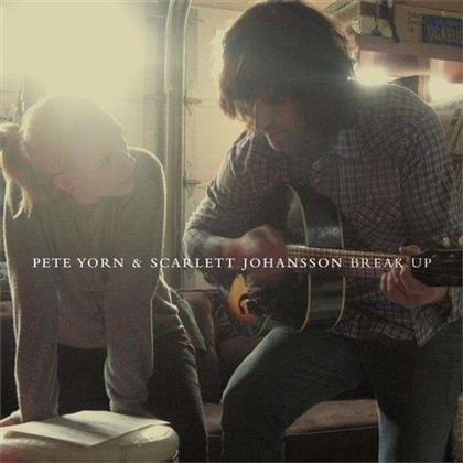 Pete Yorn & Scarlett Johansson - Break Up (LP)