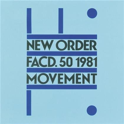 New Order - Movement (LP)