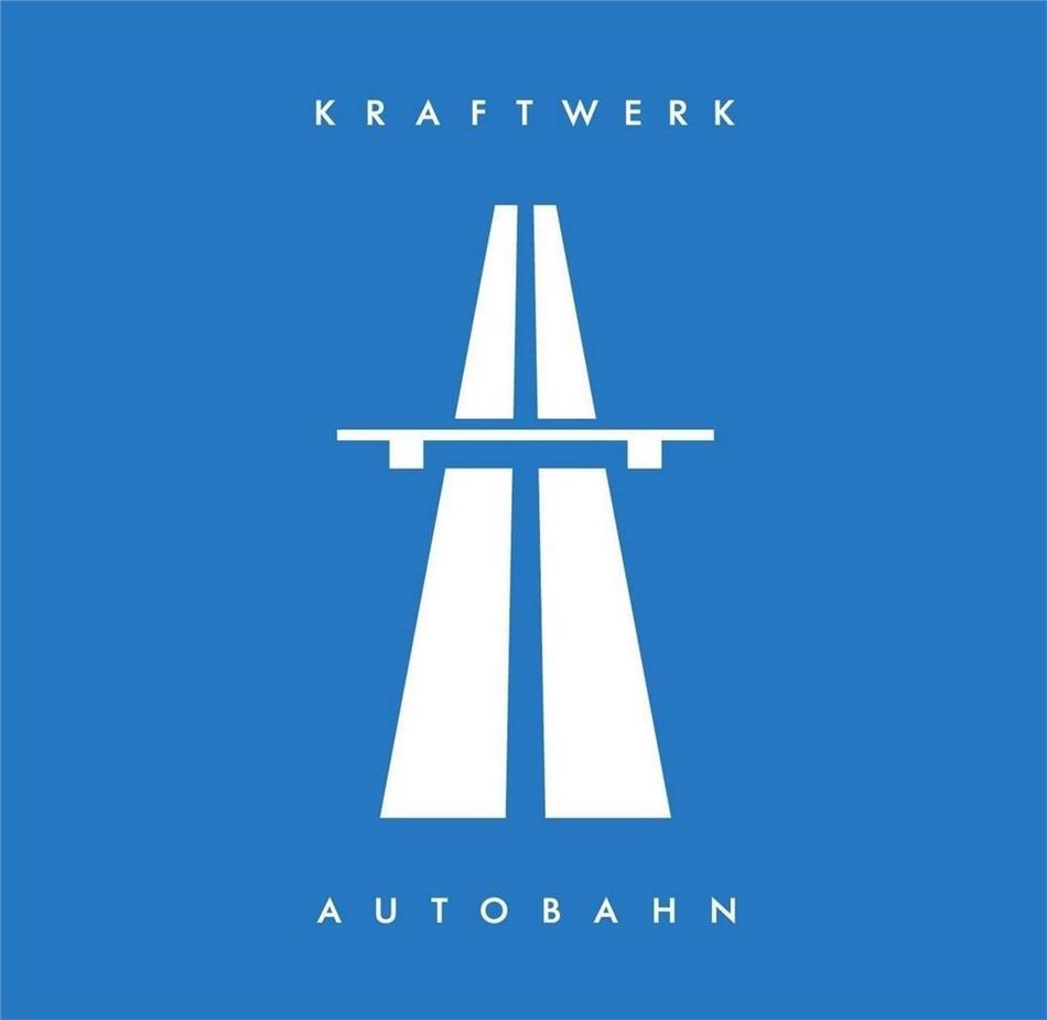 Kraftwerk - Autobahn (Limited Edition, LP)
