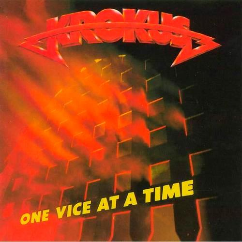 Krokus - One Vice At A Time (LP)
