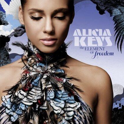 Alicia Keys - Element Of Freedom (LP)