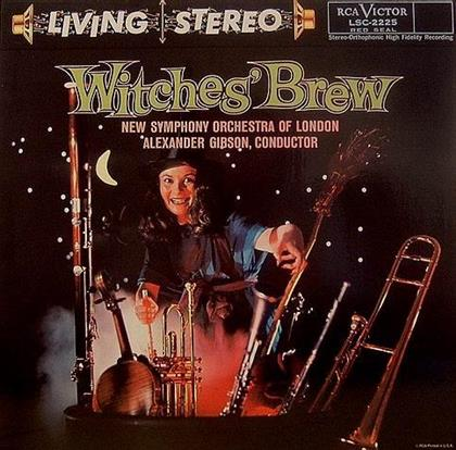 Alexander Gibson - Witches Brew (LP)