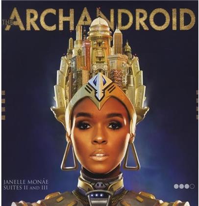 Janelle Monáe - Archandroid (LP)