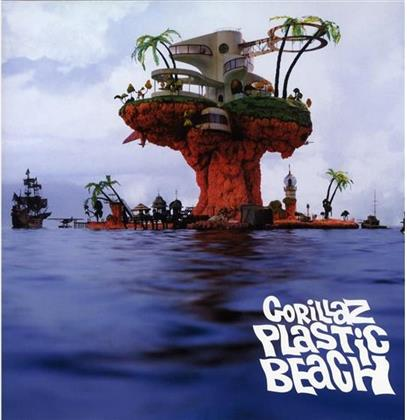 Gorillaz - Plastic Beach (LP)