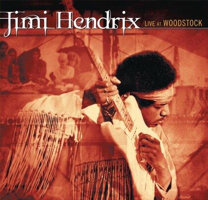 Jimi Hendrix - Live At Woodstock - Sony Legacy (3 LPs)
