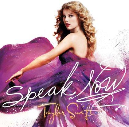 Taylor Swift - Speak Now (LP)