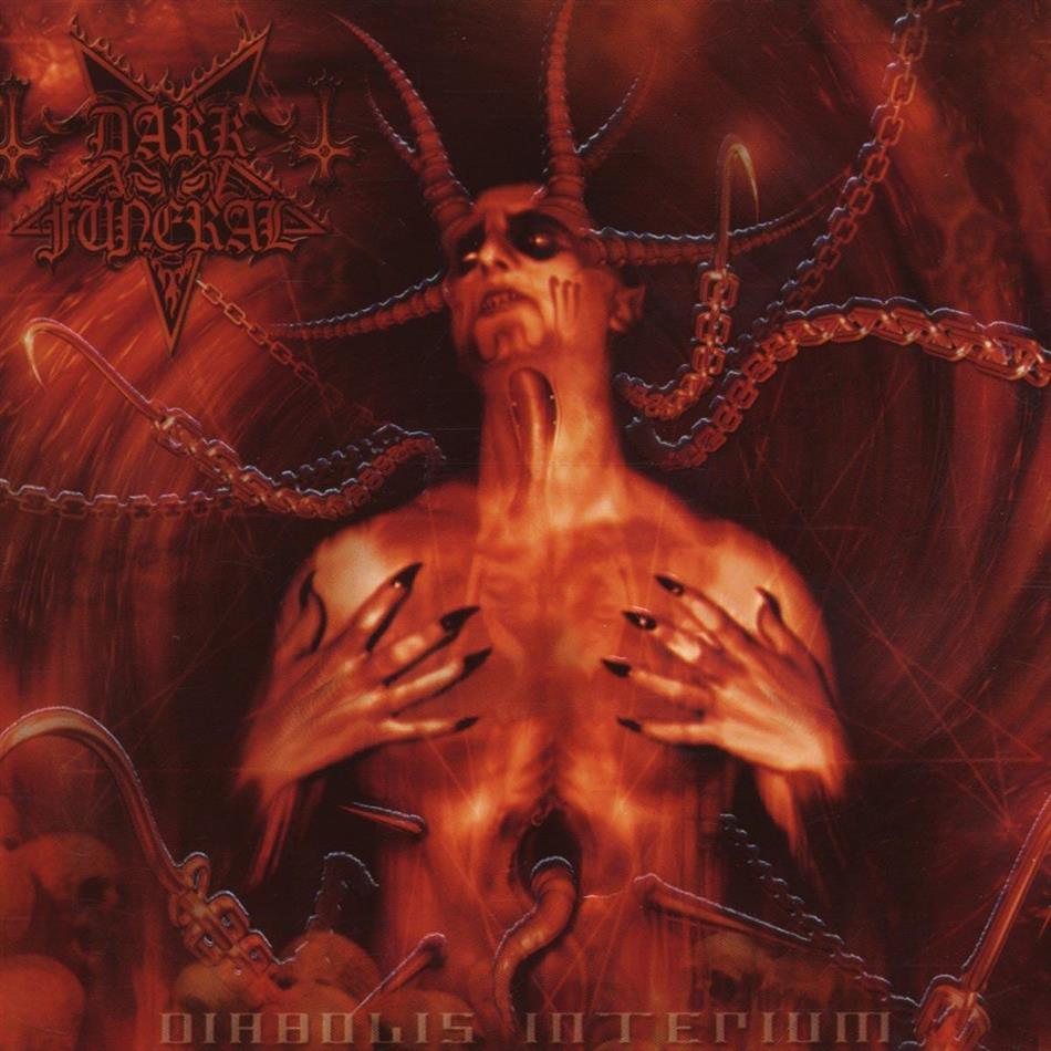 Dark Funeral - Diabolis Interium (LP)