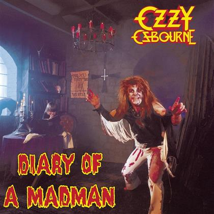 Ozzy Osbourne - Diary Of A Madman (Remastered, LP)
