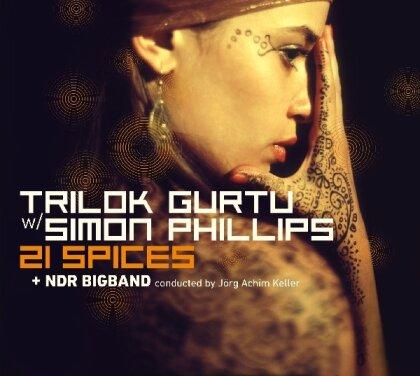 Trilok Gurtu - 21 Spices (LP)