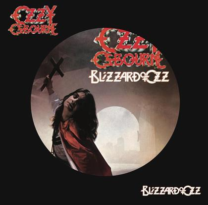 Ozzy Osbourne - Blizzard Of Ozz - Picture Disc (Remastered, LP)