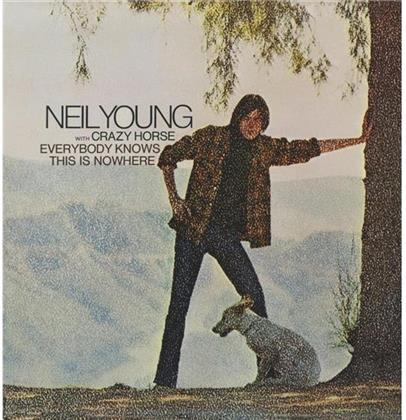 Neil Young - Everybody Knows This Is Nowhere (LP)