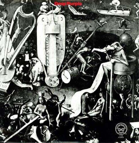 Deep Purple - --- - Hi Horse Records (LP)