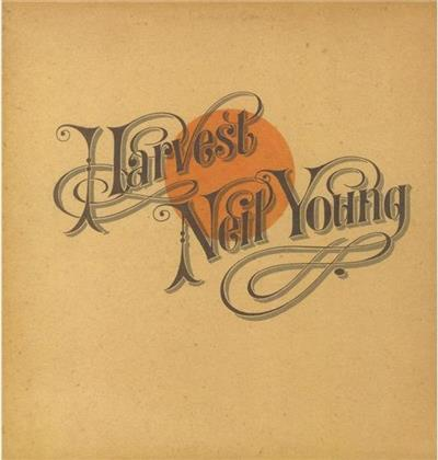 Neil Young - Harvest (Remastered, LP)