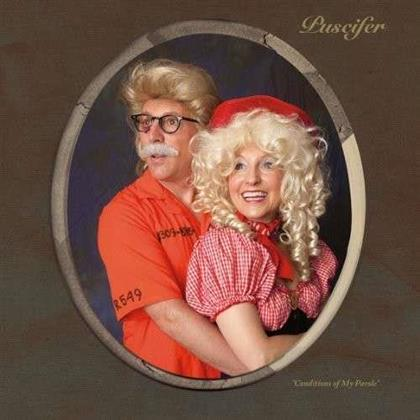 Puscifer (Maynard J. Keenan/Tool) - Conditions Of My Parole (LP)