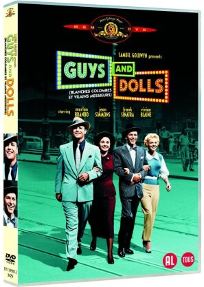 Guys and dolls - Blanches colombes et vilains messieurs (1955) (Special Edition)