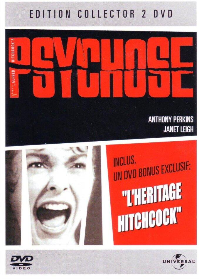 Psychose (1960) (Édition Collector, 2 DVD)