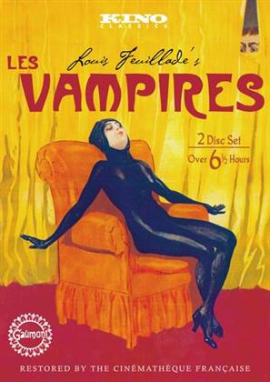 Les Vampires (1915) (2 DVDs)