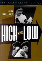 High & low (1963) (Criterion Collection)