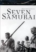 Seven samurai (1954) (Criterion Collection)