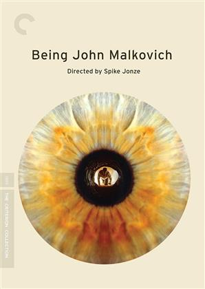 Being John Malkovich (1999) (Criterion Collection, 2 DVDs)